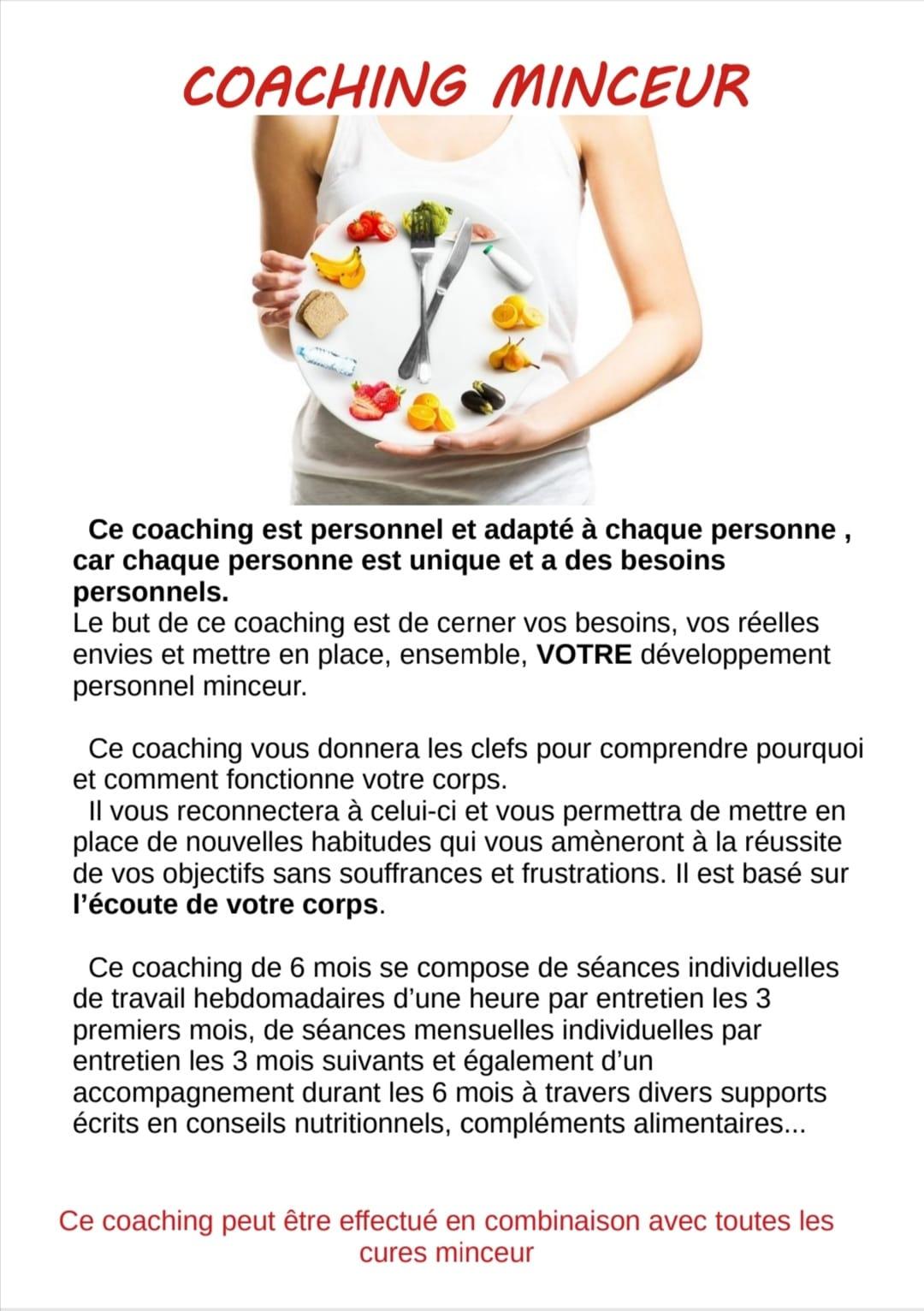Coaching Minceur BOTZEN