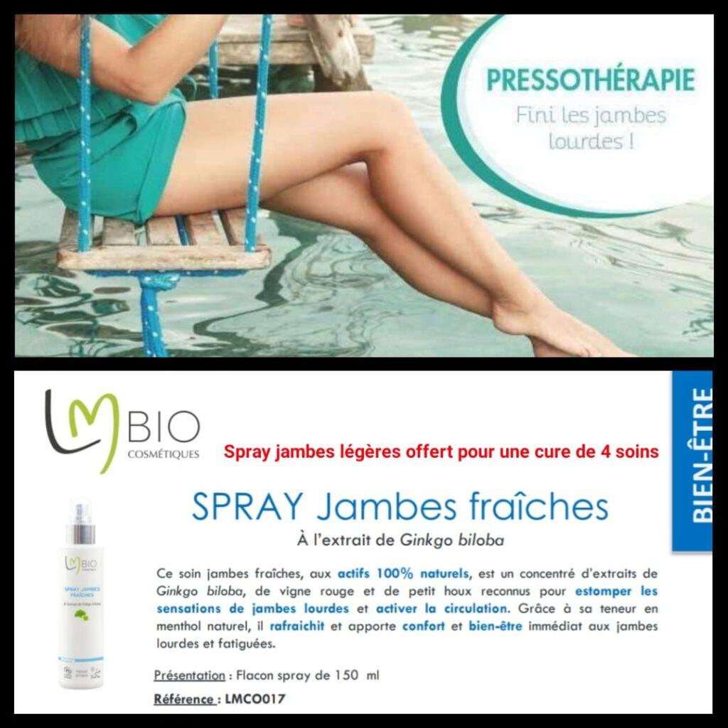 Pressotherapie-Jambes-lourdes-sparay-jambes-fraiches-institut-Botzen-Le-Havre