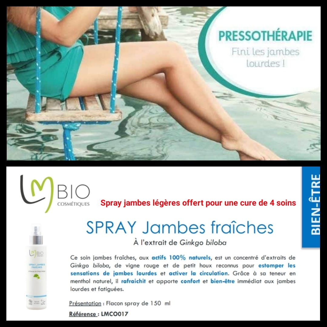 Spray jambes fraiches lm bio cosmetiques