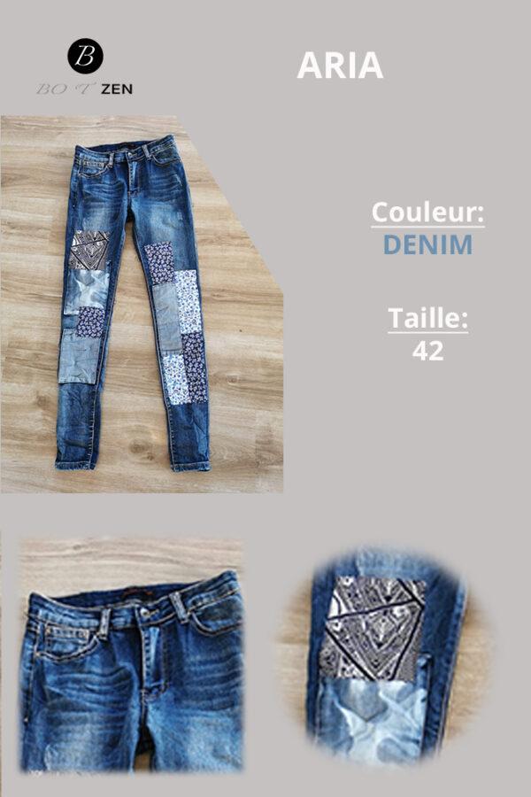 Jean ARIA 42 collection Femme Botzen Le Havre