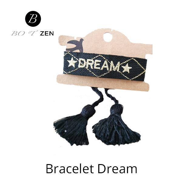 Bracelet-dream-noir