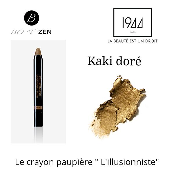 crayon-paupiere-illusionniste-Kaki-dore