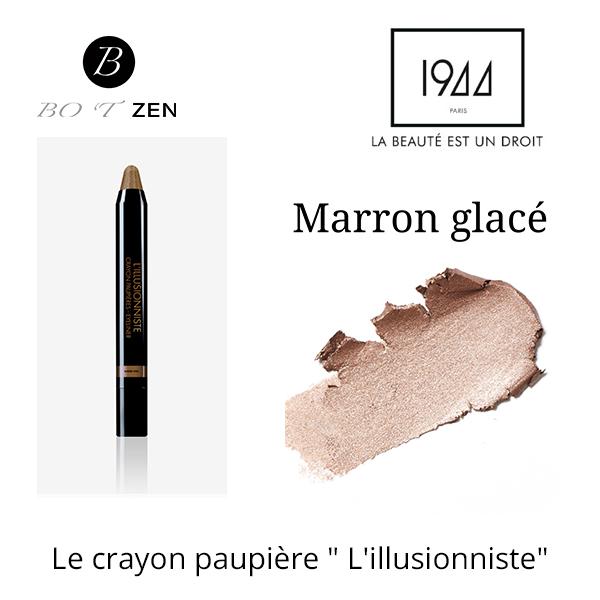Crayon-Paupiere-illusionniste-1944-Marron-Glace