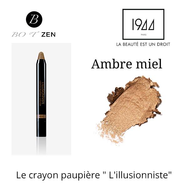Crayon-paupier-illusionniste-1944-Ambre-miel