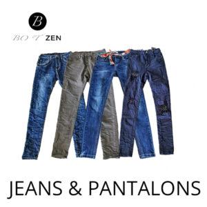 Jeans et Pantalons