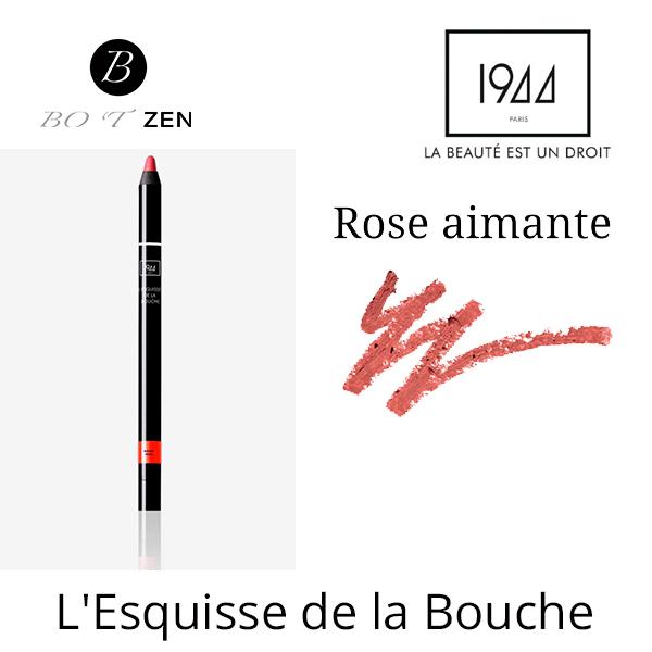 Esquisse-de-la-bouche-Rose-aimante