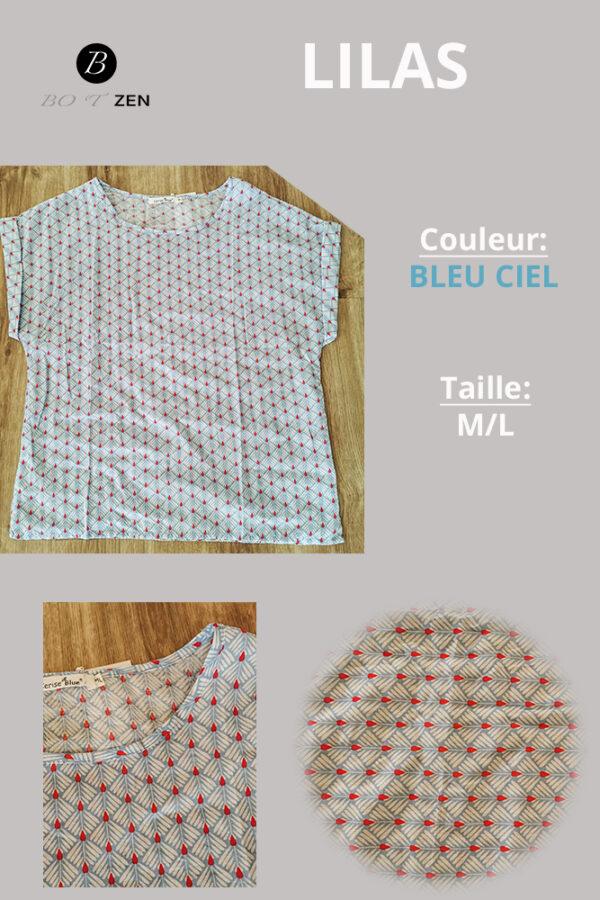 T-Shirt-MC-Lilas-TML-Botzen-le-Havre