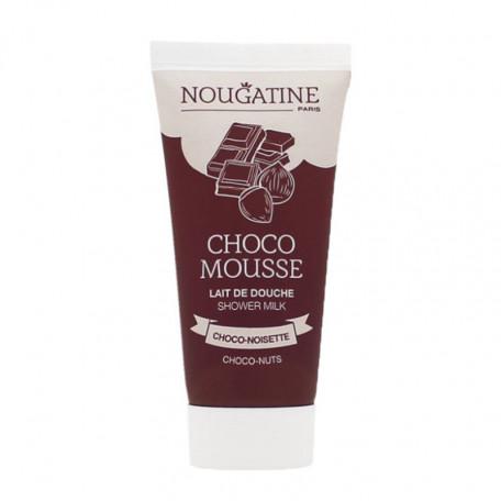 Nougatine-Chocomousse
